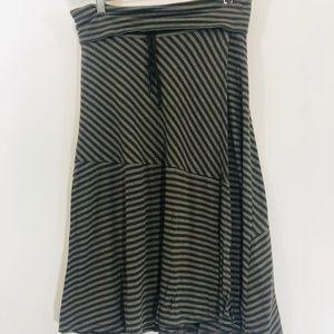 Athleta Brand Wide Band Knit Skirt